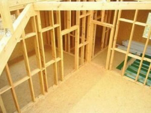 Алюминиевые межкомнатные перегородки, как самому построить дом. Особенности перегородок в деревянном здании