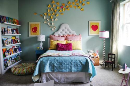 Как сделать уютной детскую комнату. Как своими руками украсить детскую комнату, чтобы ребенку понравилось