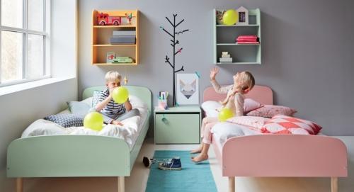 Игровая комната дома для детей. Игровая детская комната