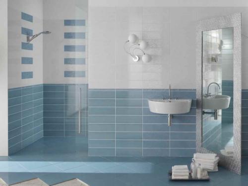 Как положить плитку в ванной красиво. Идеи дизайна для ванной комнаты