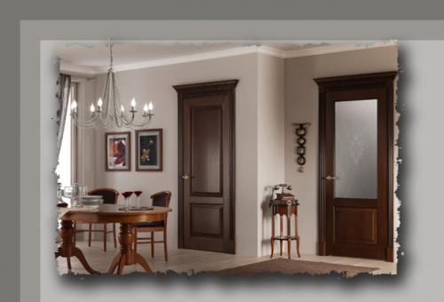 Как выбрать цвет межкомнатных дверей. Межкомнатные двери: как правильно подобрать цвет двери, чтобы она гармонично смотрелась в интерьере