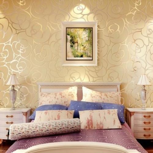 Какие цвета обоев подходят для спальни. Что учесть при выборе цветовой гаммы обоев