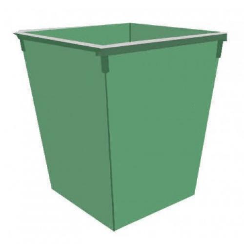 Сколько весит металлический мусорный контейнер. Мусорный контейнер 0,75 куб стал. 0 мм.