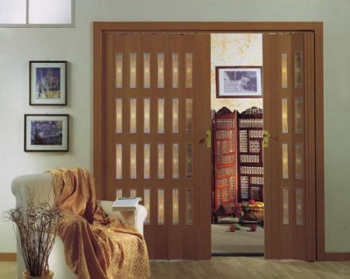Как устанавливать дверь гармошку пошаговая. Что представляют собой раздвижные двери гармошка